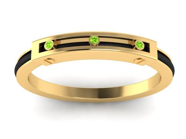 Yellow Signature Collection -  Peridot