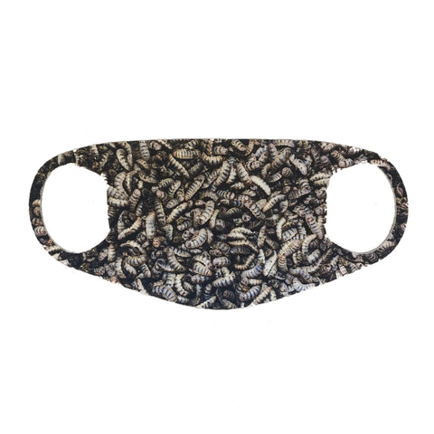 Reusable Larvae Face Mask
