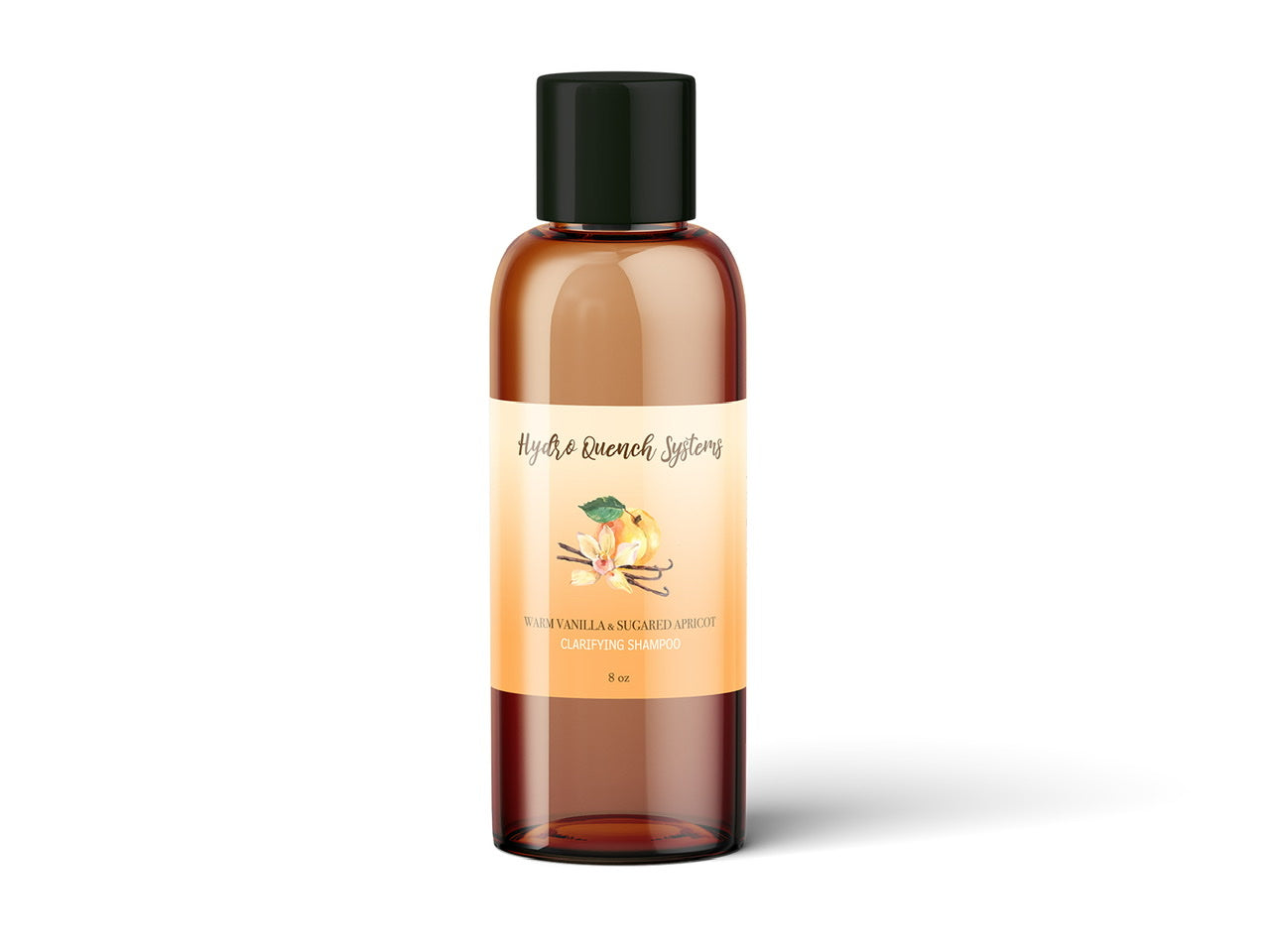 Warm Vanilla & Sugared Apricot Clarifying Shampoo