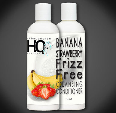 Banana Strawberry Frizz Free Conditioning Cleanser