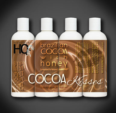 Cocoa Kisses Conditioning Cleanser
