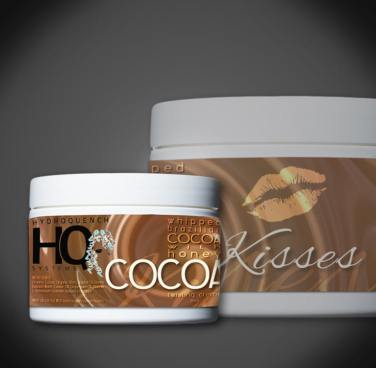 Cocoa Kisses Brazilian Cocoa & Honey Twisting Creme