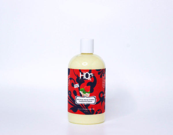 Strawberries and Cream, Clarifying Cleansing Conditioner