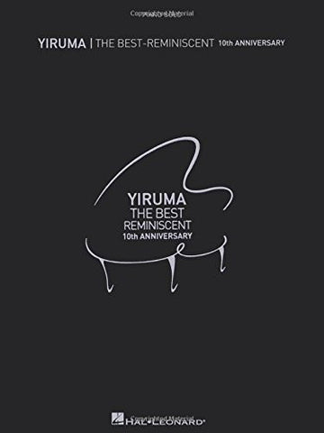 Yiruma-The Best-Reminiscent Piano Solo