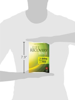 The Life Recovery Bible NLT, Personal Size
