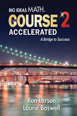 Big Ideas Math A Bridge To Success: Student Edition Course 2 Accelerated 2014
