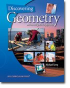 Discovering Geometry: An Investigative Approach (Condensed Lessons: A Tool for Parents and Tutors)