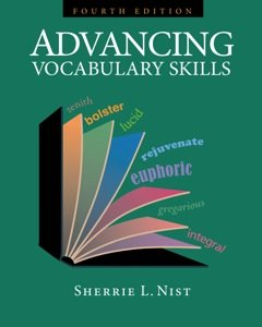 Advancing Vocabulary Skills (Vocabulary Skills Series)