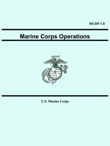 Marine Corps Operations (McDp 1-0)