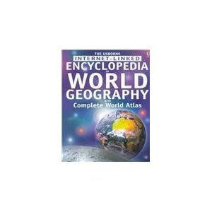 Encyclopedia of World Geography: With Complete World Atlas (Geography Encyclopedias)