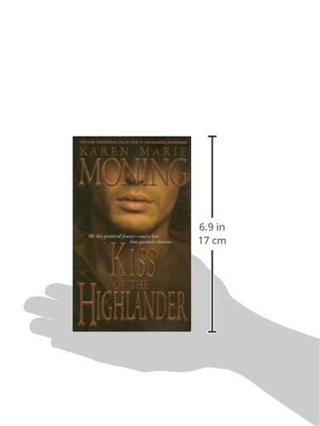 Kiss of the Highlander (The Highlander Series, Book 4)