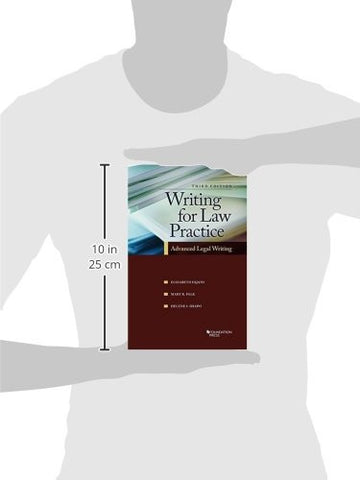 Writing for Law Practice: Advanced Legal Writing, 3d (Coursebook)
