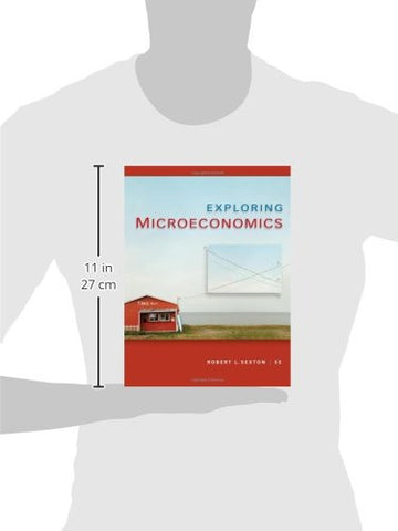 Exploring Microeconomics (Available Titles CourseMate)