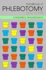 Handbook of Phlebotomy