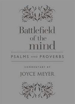 Battlefield of the Mind Psalms and Proverbs