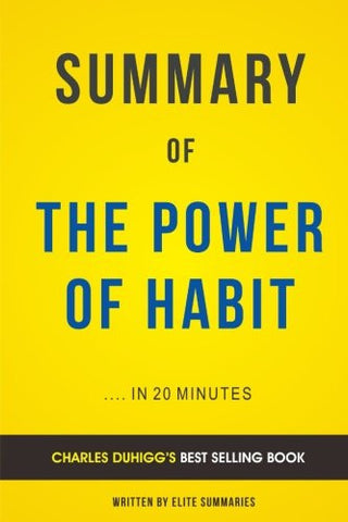 The Power of Habit: by Charles Duhigg | Summary & Analysis