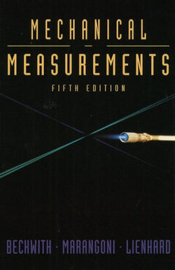 Mechanical Measurements (5th Edition)