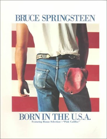Bruce Springsteen -- Born in the U.S.A.: Piano/Vocal/Chords