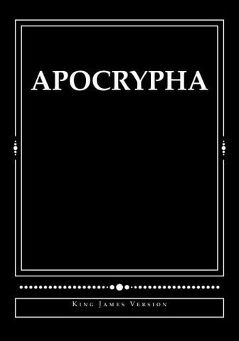 Apocrypha: King James Version