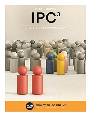 IPC (with IPC Online, 1 term (6 months) Printed Access Card) (New, Engaging Titles from 4LTR Press)