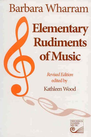 Elementary Rudiments of Music