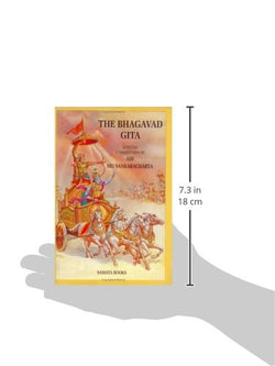 The Bhagavad Gita with The Commentary of Sri Sankaracharya