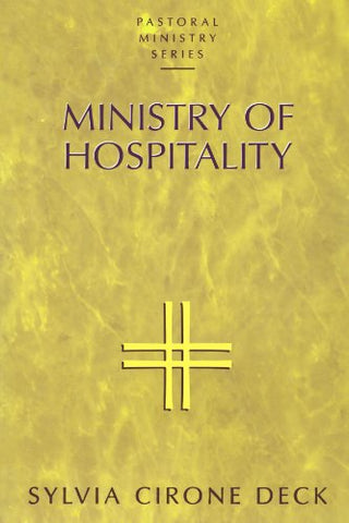 Ministry of Hospitality (Pastoral Ministry Series)