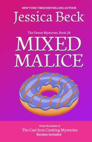 Mixed Malice: Donut Mystery #28 (The Donut Mysteries) (Volume 28)