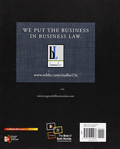 Business Law (Irwin Business Law)