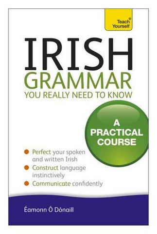 Irish Grammar You Really Need to Know (Teach Yourself: Language)