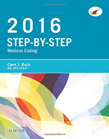 Step-by-Step Medical Coding, 2016 Edition, 1e