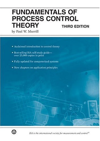 Fundamentals of Process Control Theory (3rd Edition)