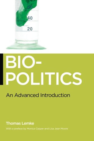 Biopolitics: An Advanced Introduction