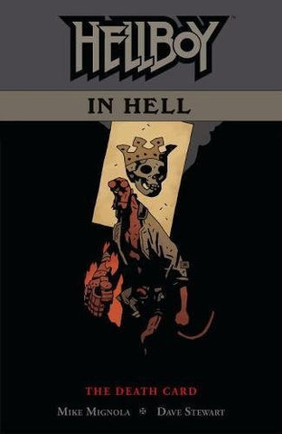 Hellboy in Hell Volume 2: Death Card (Hellboy Graphic Novels)