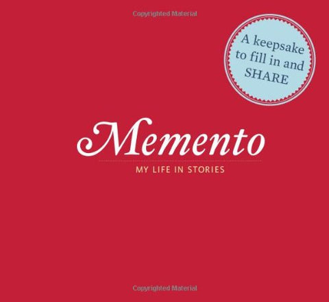 Memento: My Life in Stories