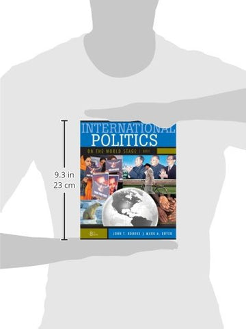 International Politics on the World Stage, Brief 8th Edition