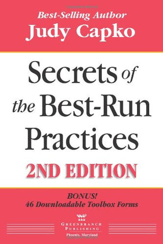 Secrets of the Best-Run Practices, 2nd Edition