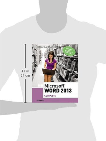Microsoft Word 2013: Complete (Shelly Cashman Series)