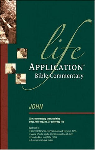 John (Life Application Bible Commentary)