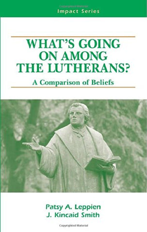 What's Going On Among Lutherans?: A Comparison of Beliefs (Impact Series)