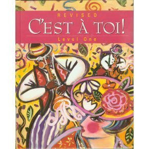 Cest a Toi Level One (French Edition)