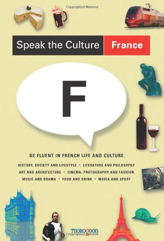 Speak the Culture: France