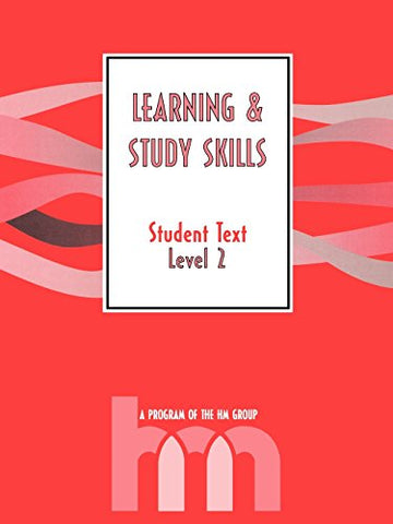 Learning & Study Skills Student Text, Level II