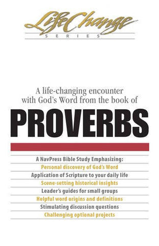 Proverbs (LifeChange)