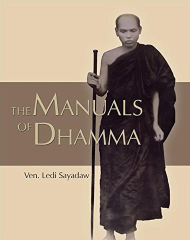 The Manuals of Dhamma
