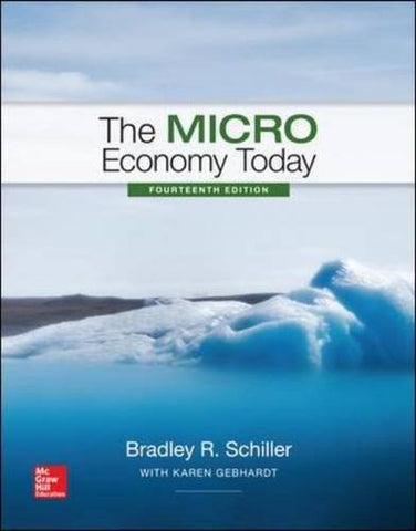 The Micro Economy Today (The Mcgraw-hill Series Economics)