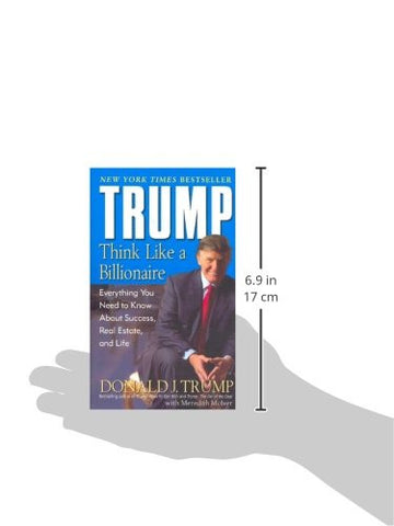 Trump: Think Like a Billionaire: Everything You Need to Know About Success, Real Estate, and Life
