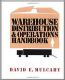 Warehouse Distribution and Operations Handbook (McGraw-Hill Handbooks)