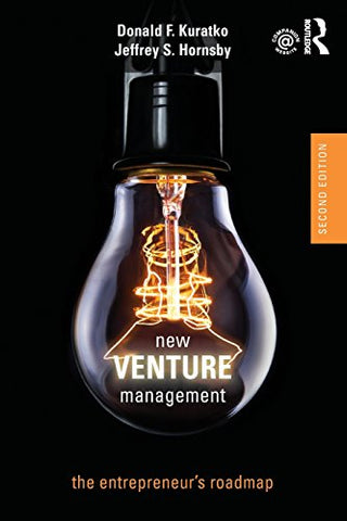 New Venture Management: The Entrepreneur's Roadmap