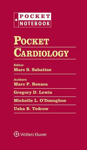 Pocket Cardiology (Pocket Notebook Series)